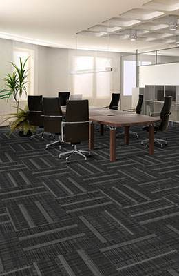 Commercial carpet tiles Montreal