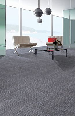 Carpet tiles design Montreal